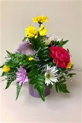 Floral Arrangement Basket